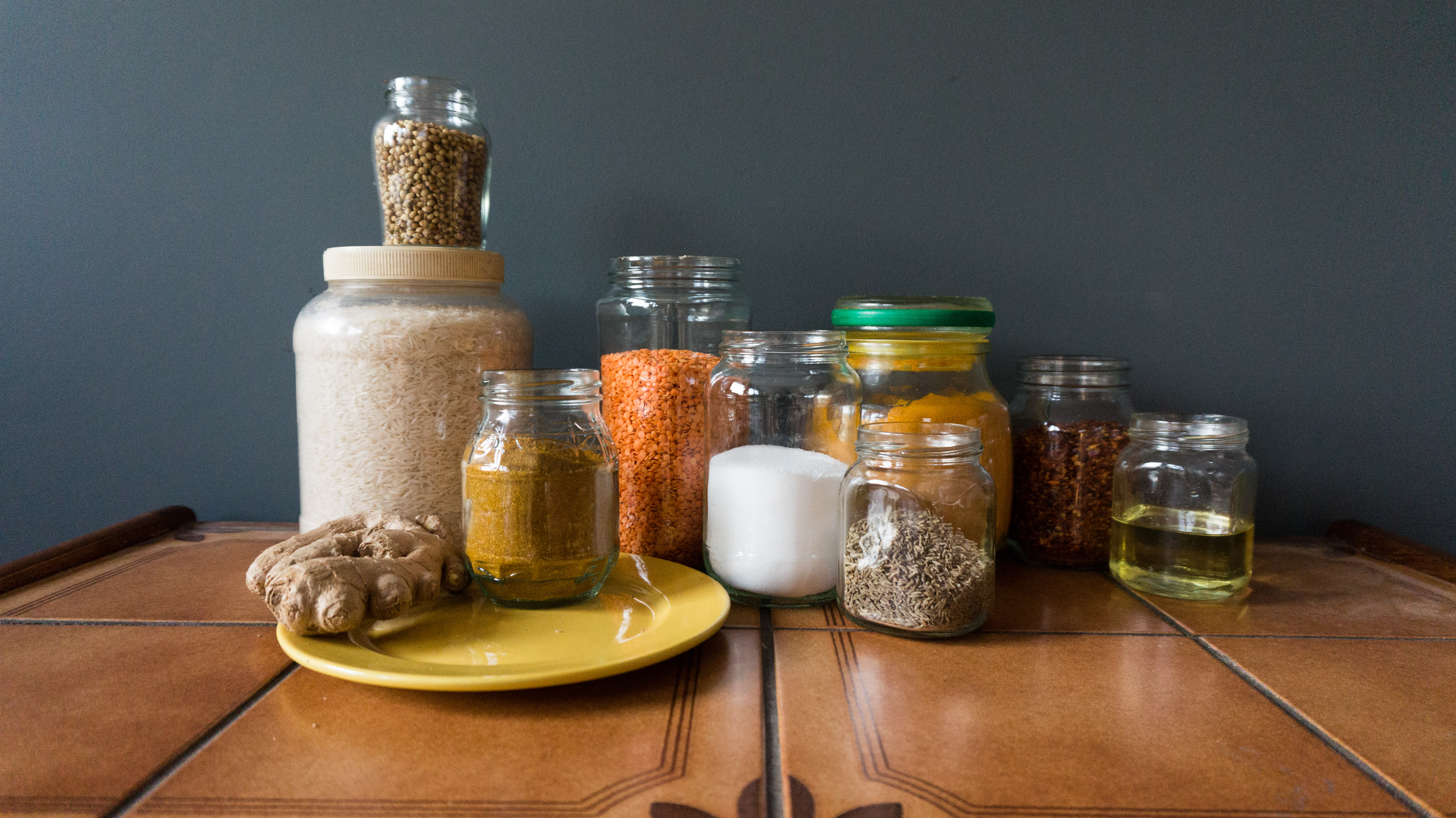 versatile indian cupboard staples